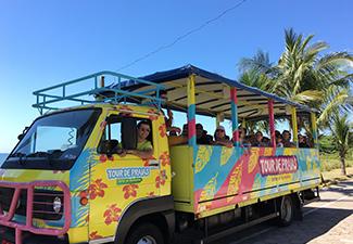 Safari de Praias - Saída de Bombinhas