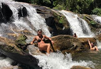 Circuito das Cachoeiras - Praia de Boiçucanga