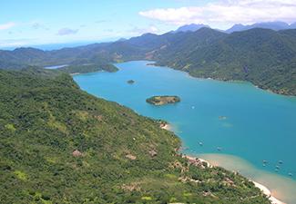Trekking Pico Pão de Açucar  -  Saco do Mamanguá