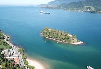 Roteiro em Ilhabela Privativo ( Sul da Ilha ) - Passageiros em Cruzeiro