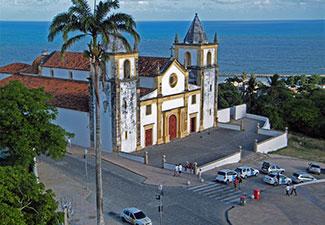 City Tour Recife e Olinda -  Saída do Villa Galé Cabo de Santo Agostinho