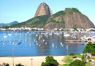 City Tour Rio de Janeiro - Saída de Cabo Frio