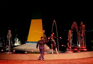 Marco das 3 Fronteiras - Brasil