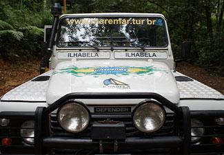 Passeio Privativo off Road de land Rover - Até 08 Pessoas