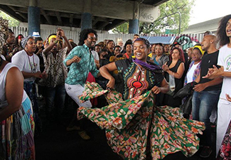 Baile de Charme de Madureira