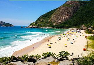 Grumari, Prainha e Praia do Pontal