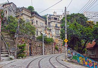 Rio Antigo e Santa Teresa - visita guiada