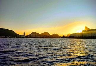 Tour em Barco pela Baía de Guanabara - Visita guiada