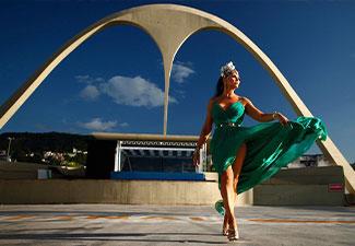 Carioca por um dia: Maracanã + Sambódromo + Compras e Caipirinha