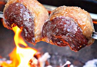 Churrascaria - sabores da carne