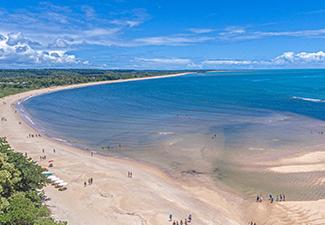COMBO - Arraial d'Ajuda + Trancoso + Praia do Espelho + Fluvial (4 dias) - saindo de Cabrália ou Coroa Vermelha