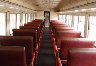 Passeio de Trem Pôr do Sol (Classe Turística)