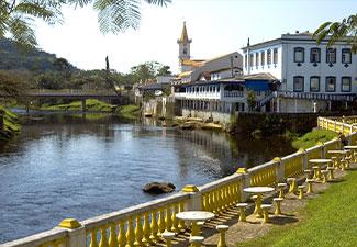 Passeio Morretes e Paranaguá (Primeira Classe - Vagões: Copacabana ou Foz do Iguaçu ou Curitiba)