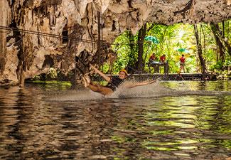 Cenotes em Tulum