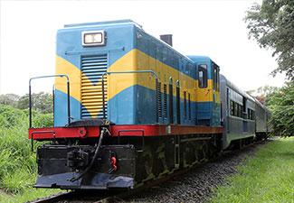 Trem Republicano e Parque Maeda - Classe Convencional