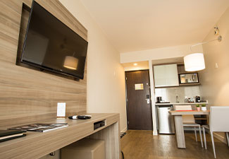 Day use Hotel Staybridge Suites São Paulo (superior) - 6 horas