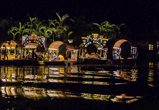 Tour Xoximilco