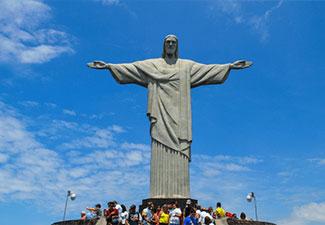 Um dia no Rio - Cristo (subida de van), City Tour, Pão de Açucar e Churrascaria