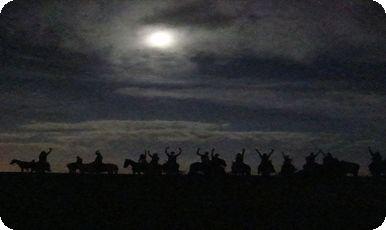 Experiência Lua Cheia na Chácara do Rosário - Itú