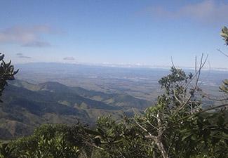 Pedra Grande do Gomeral - Saindo de Guaratingueta/SP