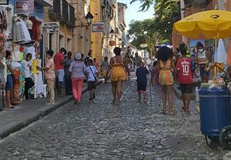 Experiência Santo Antônio Além do Carmo - Walking tour