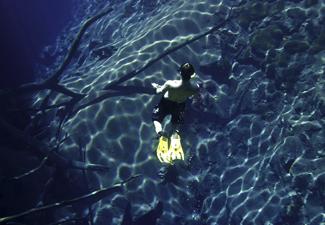Mergulho Lagoa Misteriosa (Batismo)