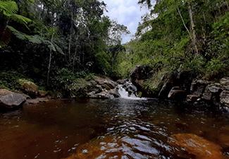 Vivência Serra da Mantiqueira - Saindo de Guaratingueta/SP