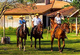 Cavalgada Rio da Prata - Com Transfer de Hotéis em Bonito