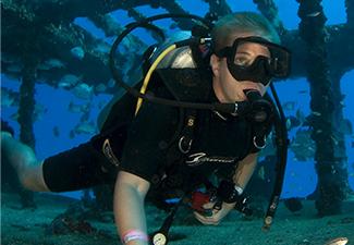 Mergulho em Cancún - Dois Tanques