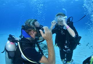 Discover Scuba Diving Cancún
