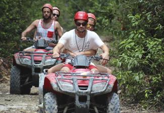 Aventura ATV e Cenote - Duplo