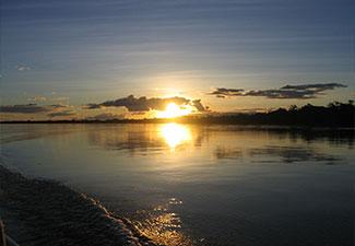 River Tour pelo Rio Branco