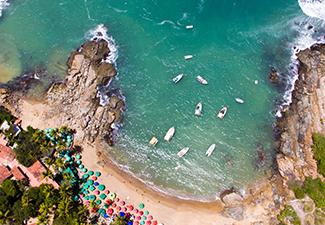 Praias do Cabo de Santo Agostinho + City Tour em Recife/Olinda - Saída de Porto de Galinhas
