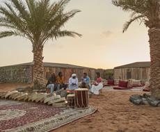 Safári no Deserto com jantar