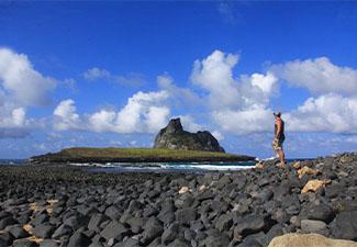 Prancha Submarina + Canoa Havaiana + Trilha Costa Azul (3 dias)