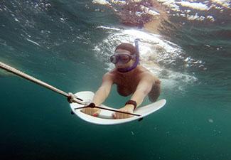 Atalaia sub + Ilhatur + Canoa Havaiana + Caminhada Histórica (4 dias)