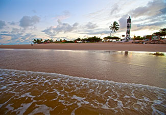 City Tour + Praia em Aracaju + Praia do Saco + Lagoa dos Tambaquis + Cânion do Xingó - 03 dias