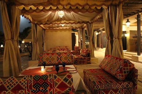 Safári no Deserto com jantar VIP