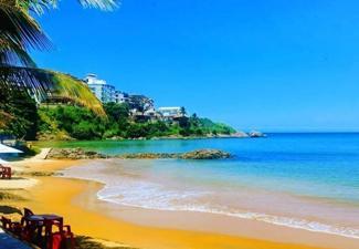 Praia de Guarapari + Montanhas Capixabas + Anchieta com Balneário de Iriri (3 dias)