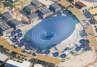 Expo Dubai - Aventura