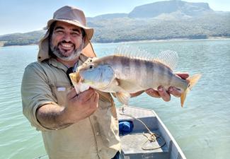 Pesca Esportiva no Lago de Furnas - 05 horas