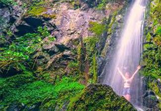 Cachoeiras Secretas de Foz do Iguaçu (dia inteiro)