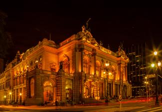 City Tour - Conheça a cidade de São Paulo - Noturno